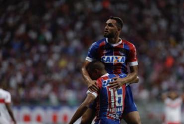 Veja fotos de Bahia x CRB pela Copa do Nordeste |