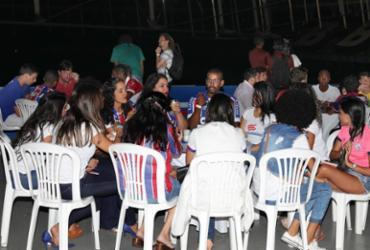 Bahia promove evento para a torcida em Feira de Santana | Felipe Oliveira | EC Bahia