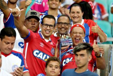 Bahia divulga parcial da venda de ingressos para o Ba-Vi | Felipe Oliveira | EC Bahia