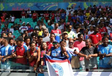 Ingressos para a estreia tricolor já estão a venda | Felipe Oliveira | EC Bahia