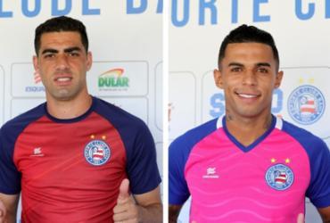 Bahia anuncia mais dois reforços | EC Bahia