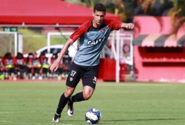 Zagueiro Gabriel Silva analisa jogo-treino da equipe Sub-23 | Maurícia da Matta | EC Vitória
