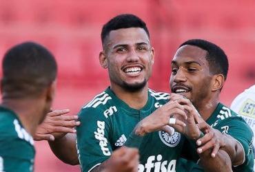 Palmeiras confirma empréstimo de lateral ao Vitória | Fabio Menotti / Ag Palmeiras / Divulgação