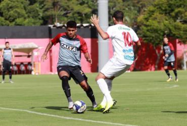 Vitória mantém time sub-23 para encarar o Moto Club neste sábado | Mauricia da Matta | EC Vitória