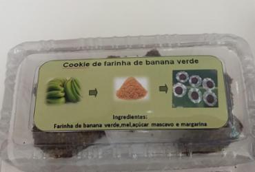 Estudantes de Cícero Dantas criam biscoito com farinha de banana verde