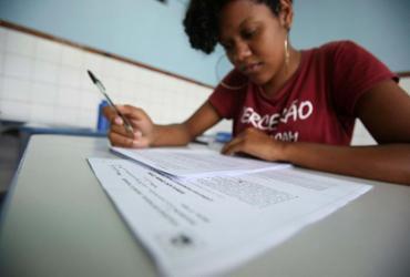 Enem 2018: Mulheres são 76% das notas 1000 na redação | Joá Souza / Ag. A TARDE