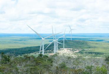 Complexo eólico de Morro do Chapéu tem investimento de R$ 863 milhões