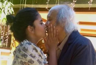 Aos 77 anos, Erasmo Carlos se casa com a pedagoga Fernanda Passos, de 28 | Reprodução | Instagram