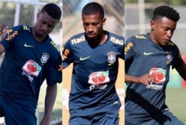 Brasil estreará no Sul-Americano Sub-20 com três baianos | CBF