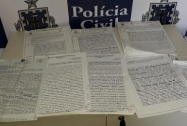 Suspeita de falsificar documentos é presa em Canavieiras | Divulgação