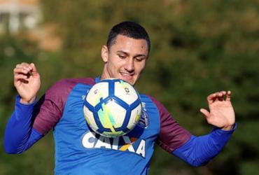 Ex-Bahia acerta com Atlético-MG | ecbahia, vinicius, meia, atletico