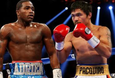 Fox Premium transmite luta entre Manny Pacquiao e Adrien Broner | Reprodução | Sport Bible