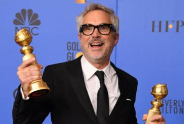 'Roma' vence os Globos de Ouro de filme estrangeiro e direção | Mark Ralston | AFP