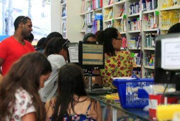 Operação Volta às Aulas fiscaliza itens do material escolar | Mila Cordeiro | Ag. A TARDE