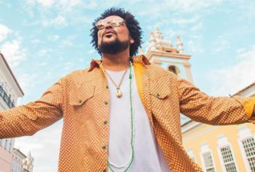 Jau recebe Edson Gomes e Adão Negro em ensaio | Matheus Leite | Divulgação