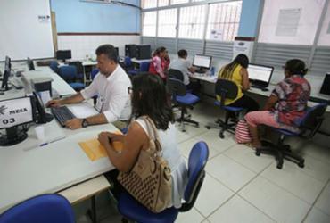 Após instabilidade do sistema, matrículas na rede estadual são prorrogadas | Raul Spinassé | Ag. A TARDE