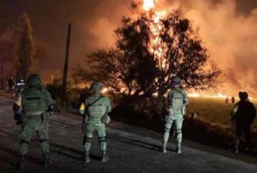 Explosão em duto de gasolina já soma 66 vítimas fatais no México