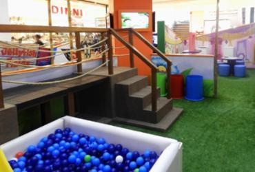 Shopping recebe parque infantil com diversos personagens | Divulgação