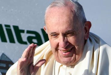 Papa chega nesta quarta-feira ao Panamá para falar aos jovens | Vincenzo Pinto | AFP