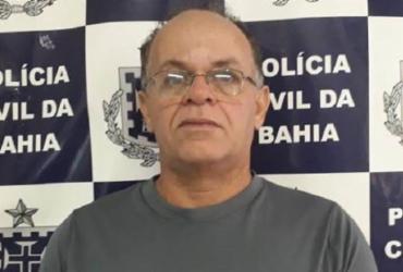 Psicólogo é preso suspeito de estuprar três pacientes | Divulgação | SSP-BA