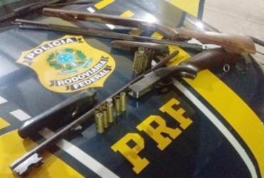 Homem de 30 anos é preso por dirigir embriagado em Aurelino Leal | Divulgação | PRF