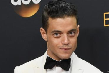 Rami Malek comemora primeira indicação ao Oscar | Divulgação