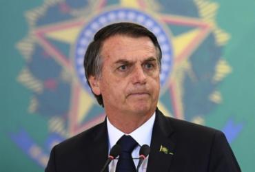 Bolsonaro: 'Nós é que temos que resolver nossa Previdência' | Evaristo Sa | AFP