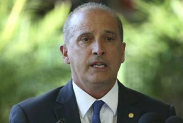 Onyx diz que equipe quer apresentar proposta de reforma a Bolsonaro até domingo | Valter Campanato | Agência Brasil