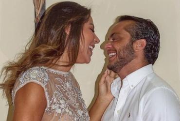 Thammy Miranda e Andressa Ferreira se casam no civil | Reprodução