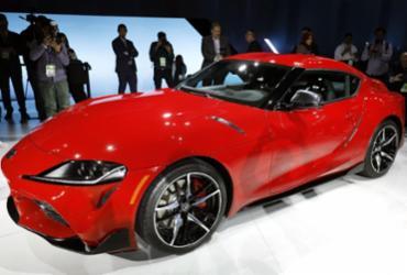 Toyota relança esportivo Supra em Detroit | Divulgação
