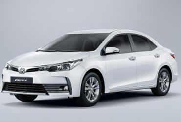 Corolla é o carro mais vendido do mundo, segundo pesquisa | Divulgação