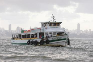 Travessia Salvador-Mar Grande opera em horário reduzido neste domingo