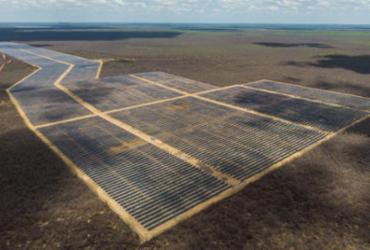 Bom Jesus da Lapa abriga primeiro complexo solar da Atlas Renewable no Brasil