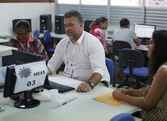 Período de matrículas na rede estadual de ensino começa nesta terça   Raul Spinassé   Ag. A TARDE