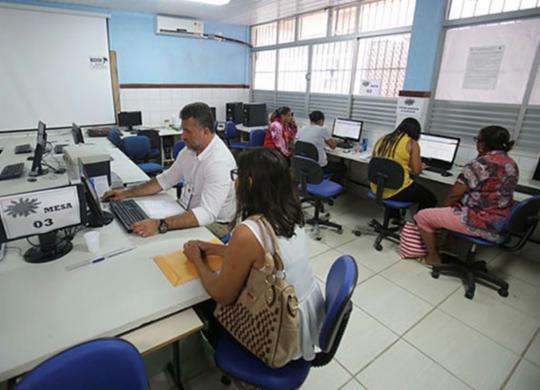 Após instabilidade do sistema, matrículas na rede estadual são prorrogadas | Raul Spinassé | Ag. A TARDE | 28.1.2019