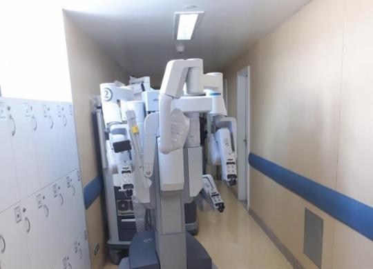Robô que auxilia pacientes em tratamento de câncer chega a Salvador | Divulgação