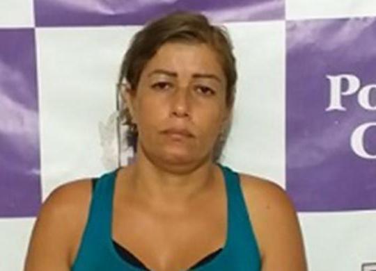 Mulher que tentava vender o filho é indiciada por tráfico de pessoas | Divulgação | Policia Civil