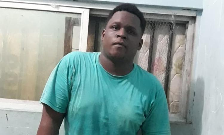 Natanael foi preso em Candeias, após um ano e cinco meses foragido - Foto: Divulgação | SSP-BA