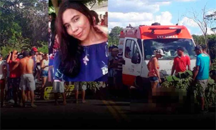 O acidente ocorreu na localidade da Serra da Carnaíba, no município de Pindobaçu. - Foto: Reprodução | Blog do Marcelo