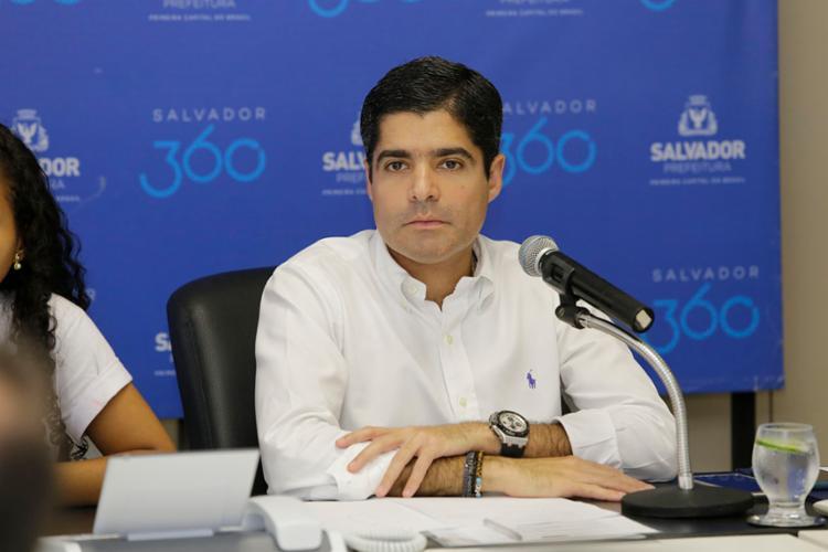 Na avaliação do prefeito, Bolsonaro tem sido