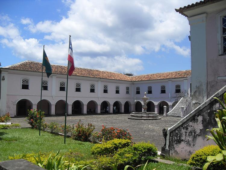 Arquivo Público permanece fechado devido às obras de requalificação do Solar da Quinta do Tanque - Foto: Tom Correia | Divulgação
