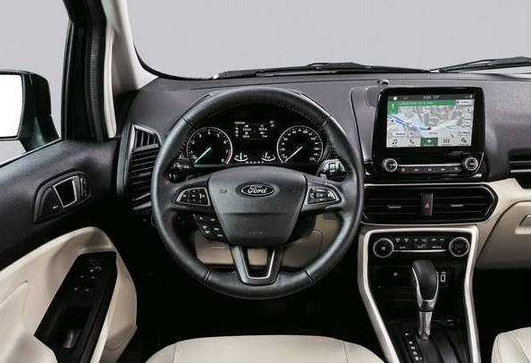 "O kit multimídia Ford Sync tem tela de 8"" flutuante"