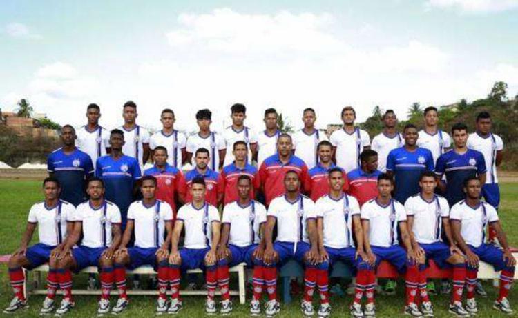 O Bahia terminou a primeira fase com 5 pontos, mesma pontuação do Guarani-SP, mas ficou em terceiro na diferença do saldo de gols. - Foto: Divulgação