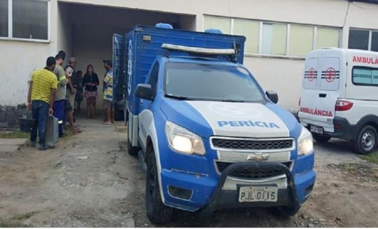 As testemunhas relataram que a vítima foi socorrida e levada para o hospital local - Foto: Reprodução | Itambe Agora