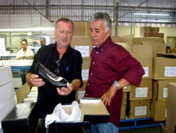 A empresa de calçados está na Bahia deste 2016 - Foto: Amilton André