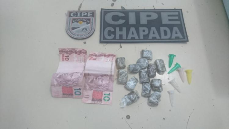 A suspeita foi encaminhada à Delegacia Territorial de Ruy Barbosa - Foto: Divulgação   SSP-BA