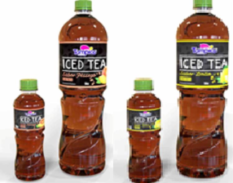 Além da novidade do chá, a Tampico está lançando um novo rotulo no país. - Foto: Divulgação