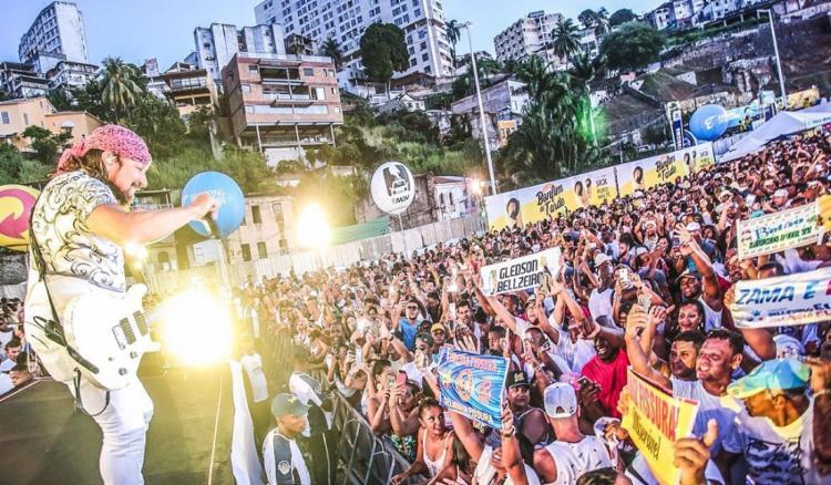 Esse ano, o cantor se prepara para celebrar seus 30 anos sob o comando do Camaleão - Foto: Divulgação