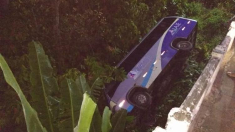 O acidente aconteceu na BR-101 na ultima quinta-feira, 17 - Foto: Divulgação