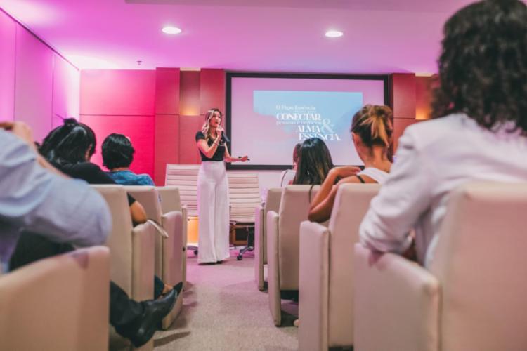 Evento marca ainda o lançamento da Escola da Essência, que vai ofertar o Curso de Branding Pessoal - Foto: Divulgação